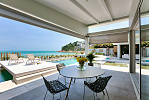 ID:733 Five bedroom beachfront villa on Samrong