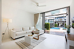 ID:544 Two bedroom townhouse on Choeng Mon